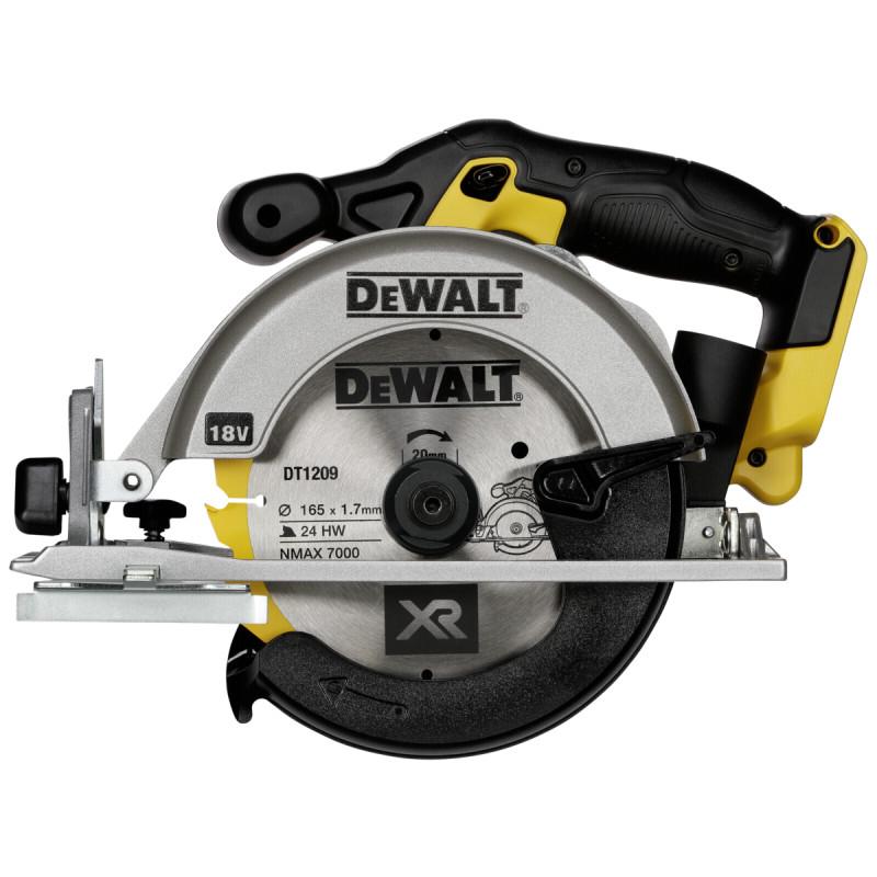 DeWalt DCS391NT-XJ 18V Cordless Hand-held Circular Saw