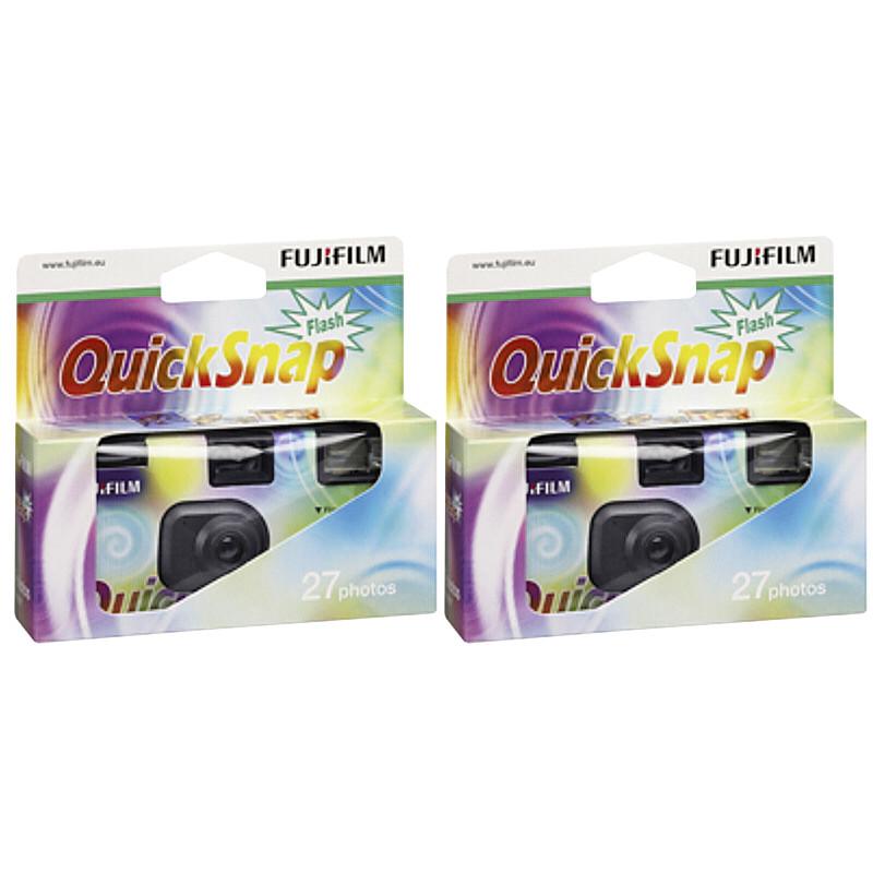 Fujifilm Quicksnap Flash 27 2pcs