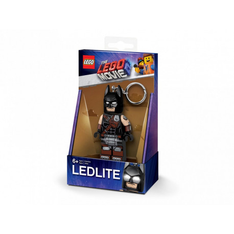 01f8bddce4f IQ LEGO THE LEGO MOVIE 2 LED-tuledega võtmehoidja (Batman)