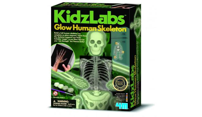 4M Kidz Labs: Inimese Luukere