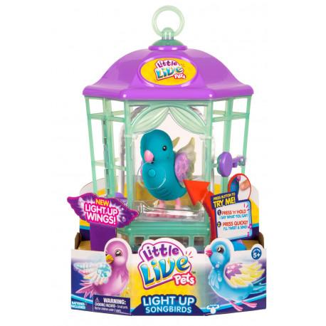 bdc145b5ead Interactive toys   Little Live Pets - Fingerlings - Pomsies - Sambro ...