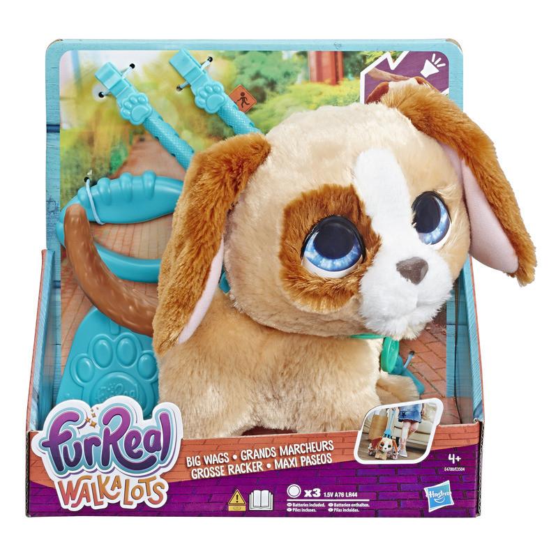 7b53390460d HASBRO FURREAL Kõndiv loomake E4780 Koer - Interactive toys - Photopoint