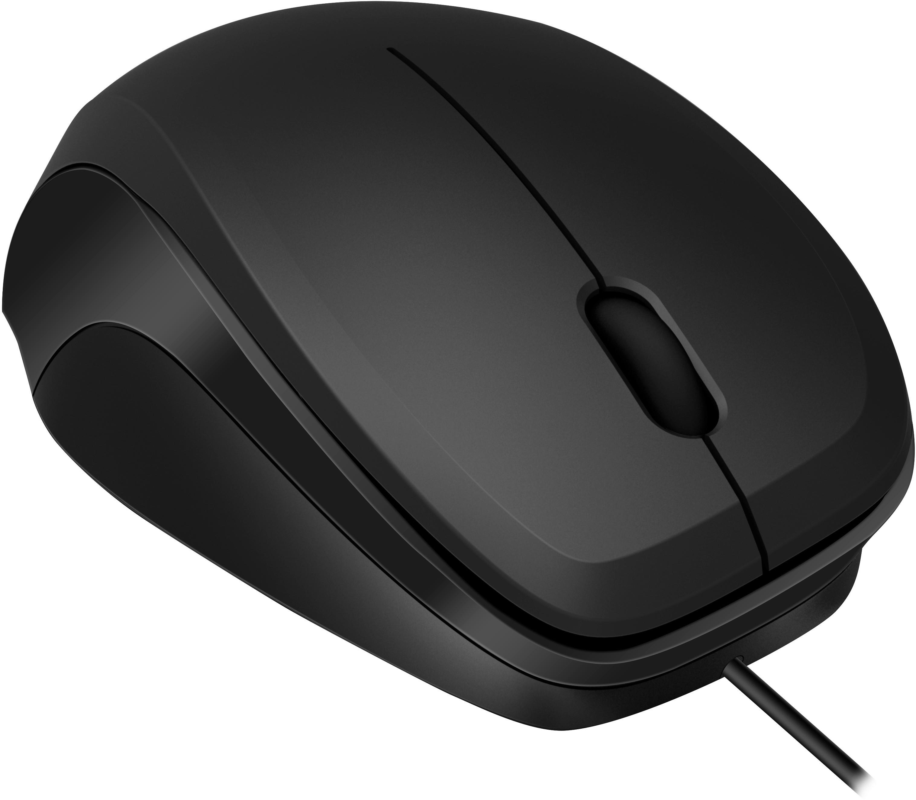 Speedlink hiir Ledgy Silent, must (SL-610015-BKBK..