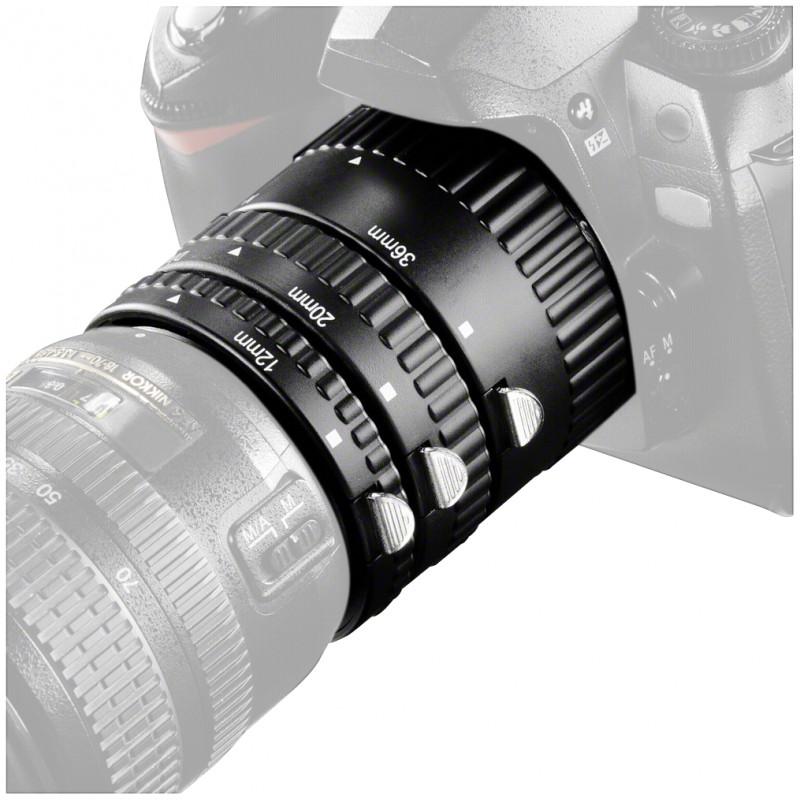 walimex Spacer Ring Set for Nikon