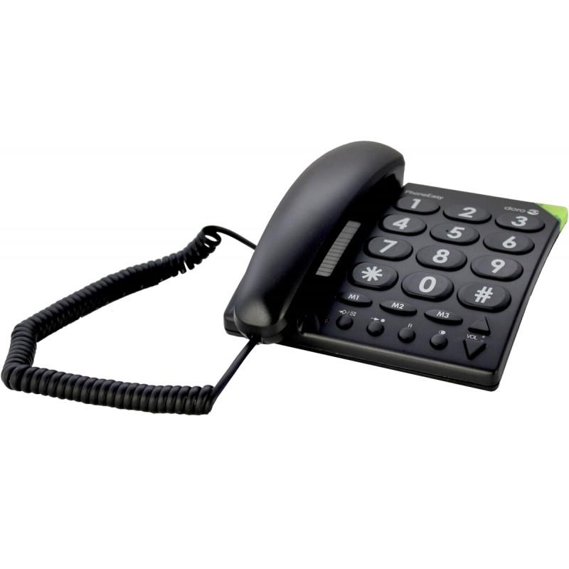 Doro PhoneEasy 311c black