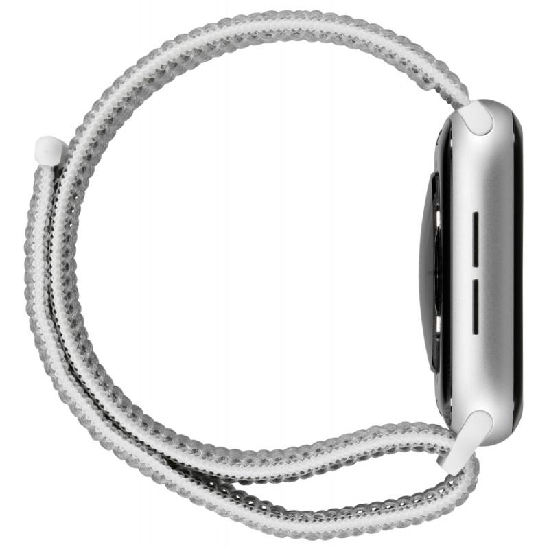 Apple Watch Nike+ Series 4 GPS 44mm Silver Alu Nike Loop