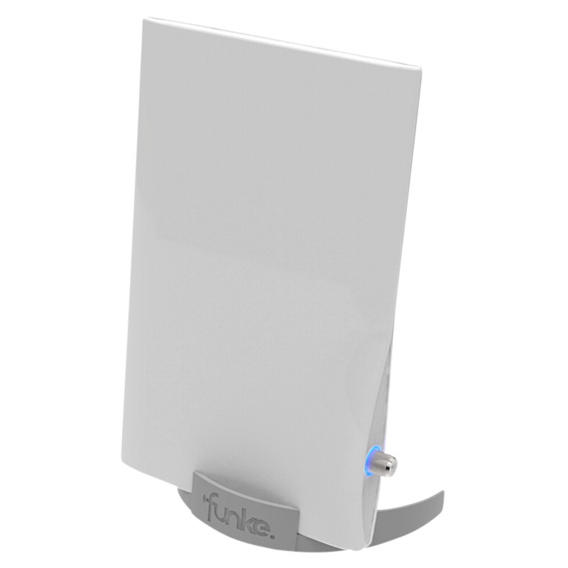 Funke DSC550 white Indoor Antenna