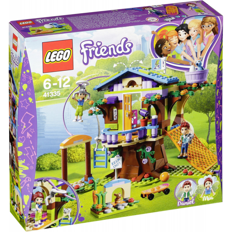Lego Friends Mias Tree House 41335 Lego Photopoint