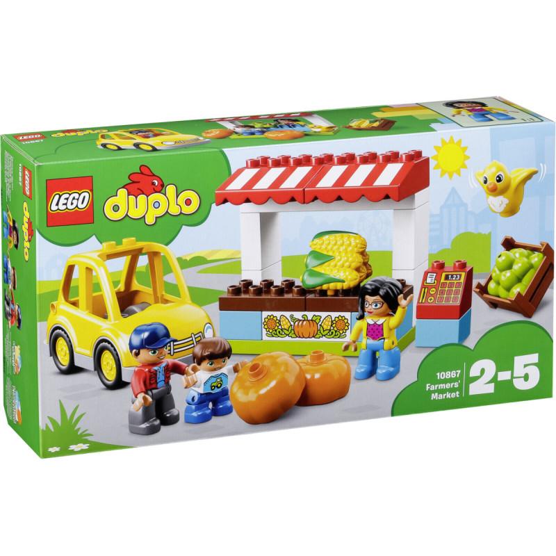 99e2de20517aa LEGO DUPLO Farmers Market (10867) - LEGO - Photopoint