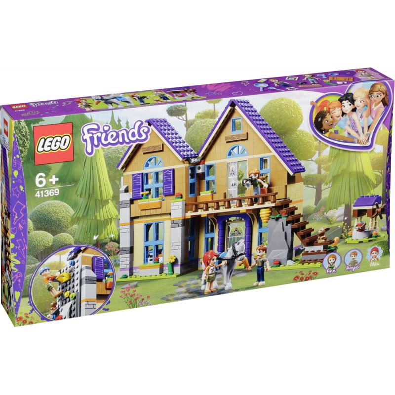 Lego Friends 41369 Mias House Lego Photopoint