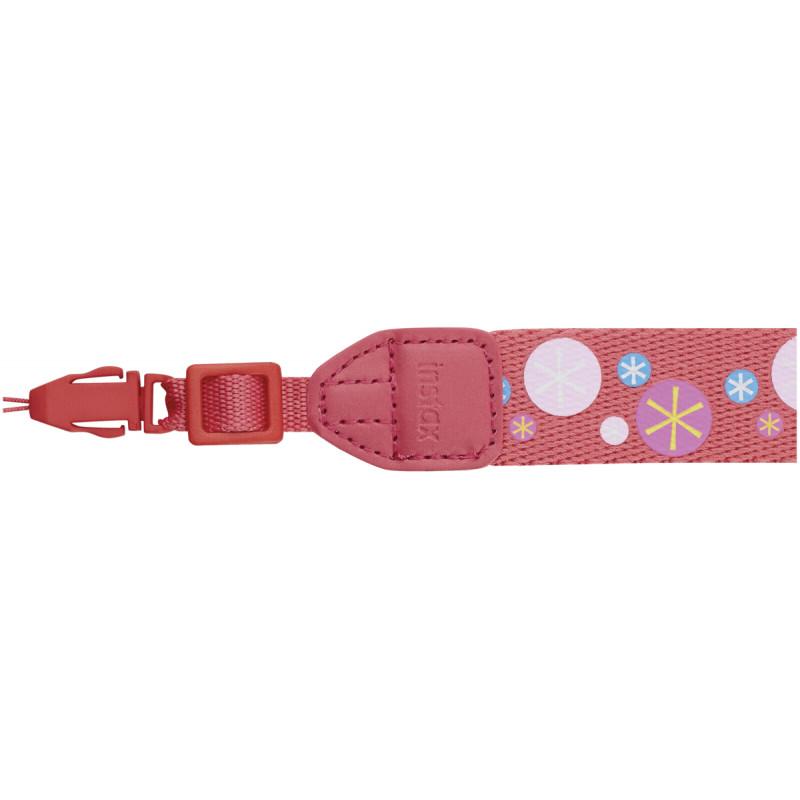 Fujifilm Instax Strap raspberry / starlets