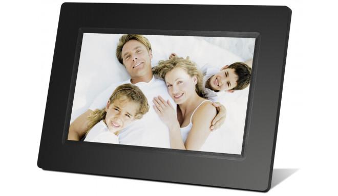 Braun digital photo frame DigiFrame 711, black