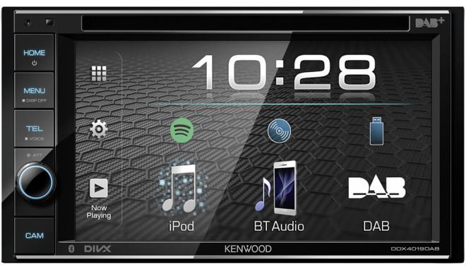 KENWOOD DDX4019DAB