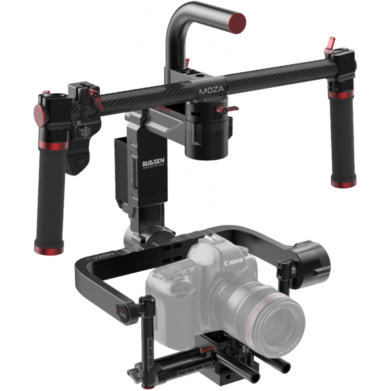 Gudsen MOZA Lite2 Professional 3-Axis Gimbal with Handlebar