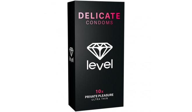 Delicate Condoms - 10x