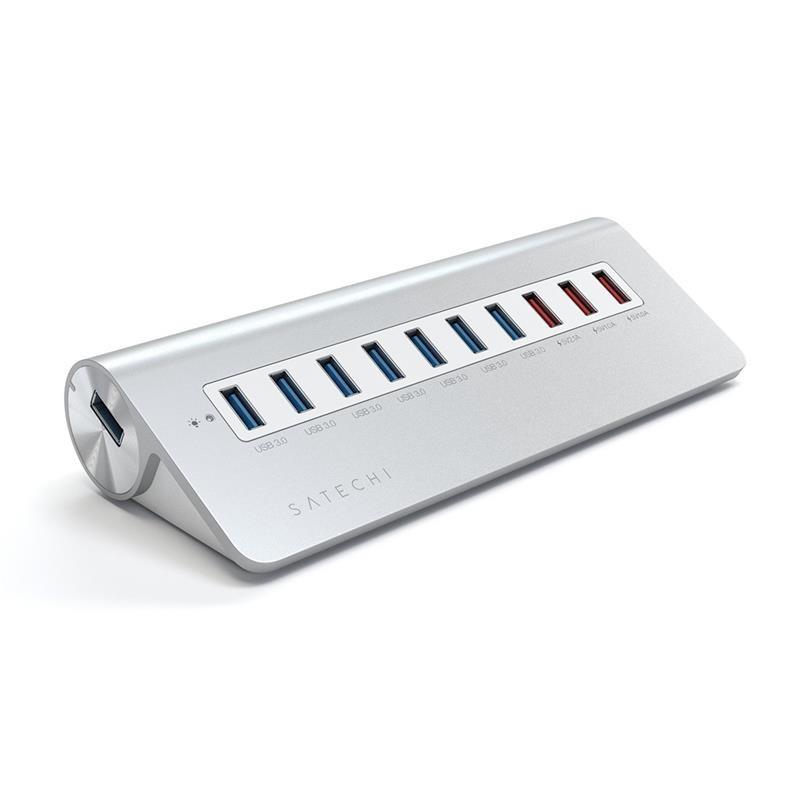 Satechi USB hub USB-C 10-port