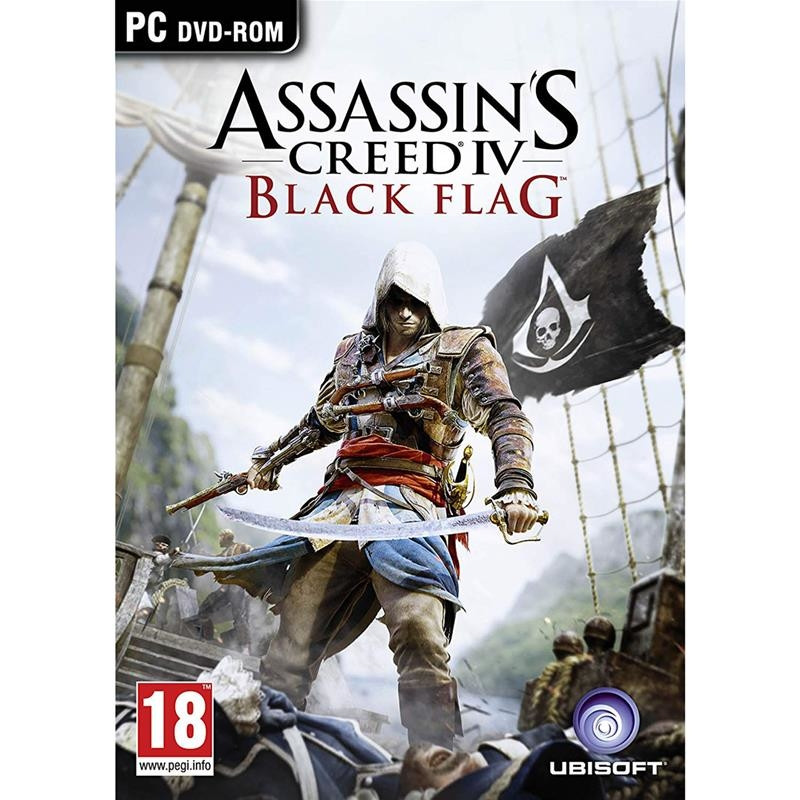 Arvutimäng Assassins Creed IV: Black Flag