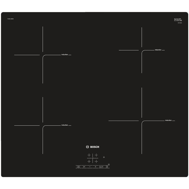 Induktsioonpliidiplaat Bosch raamita