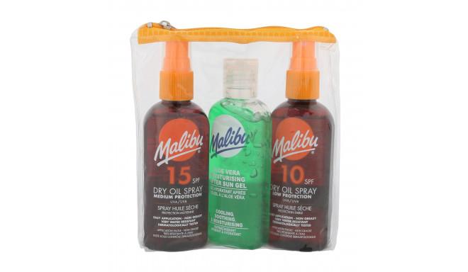 Malibu Dry Oil Spray SPF15 (100ml)