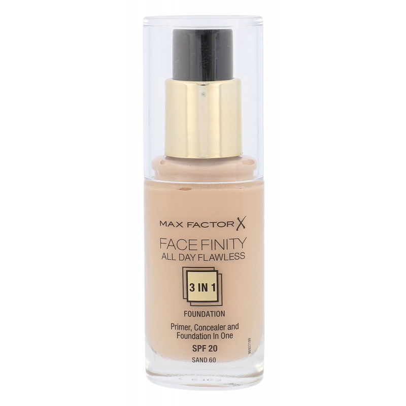 max factor facefinity 3 in 1 sand
