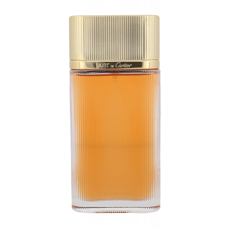Cartier Must De Cartier Gold 100ml парфюмерия Photopoint