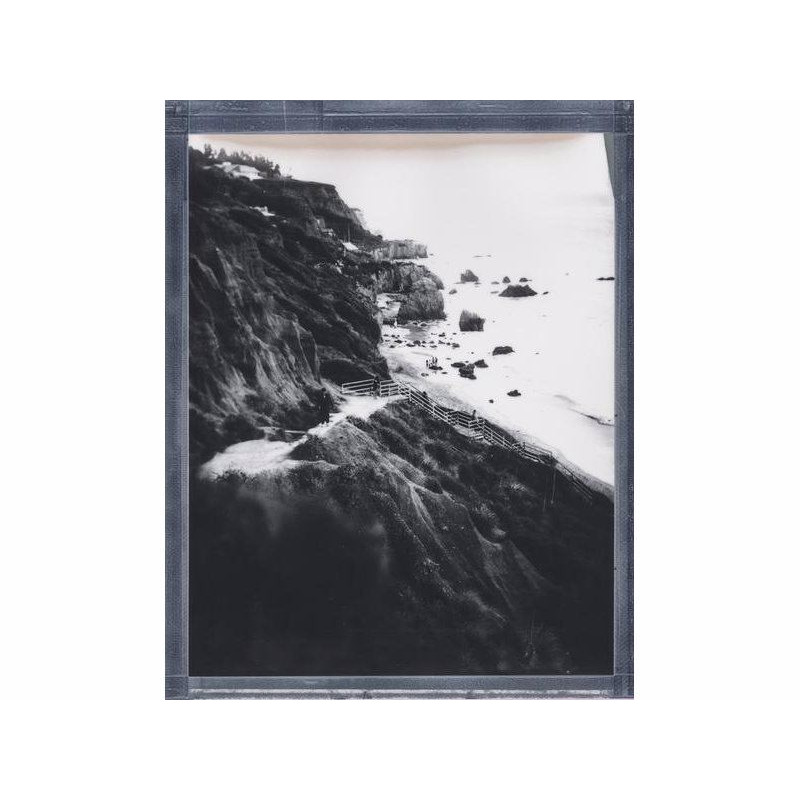 POLAROID ORIGINALS 8X10 B&W