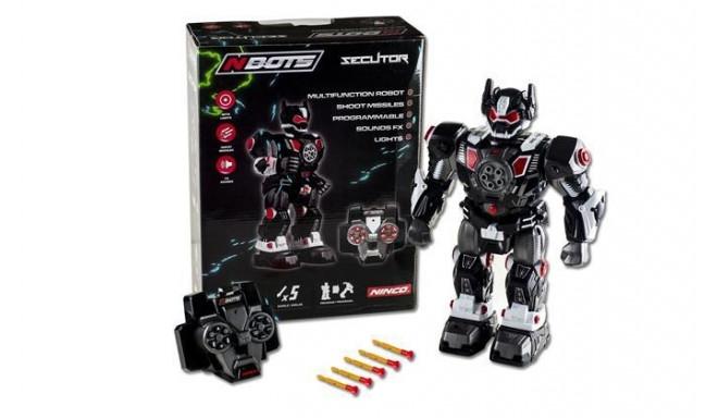 Ninca kaugjuhitav robot Secutor