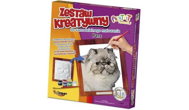 CATS – 3D PAINTING – PERSIAN