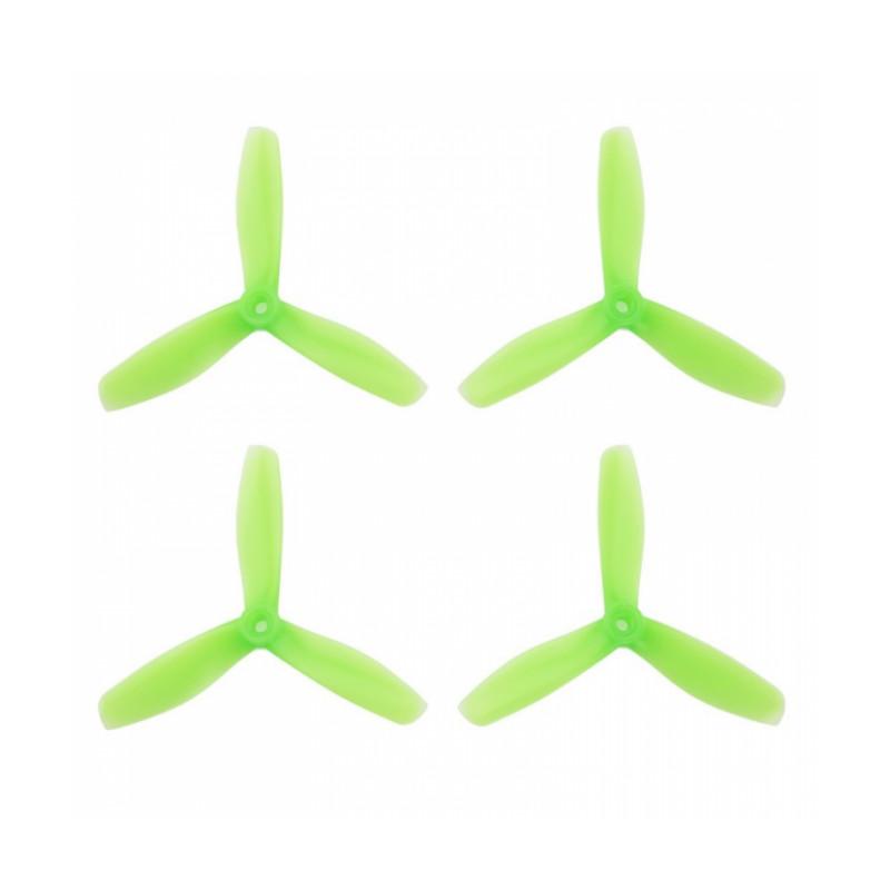 HQ Prop  Durable 5X4.3X3V1S  jasny zielony (2CW+2CCW) - poliwęglan