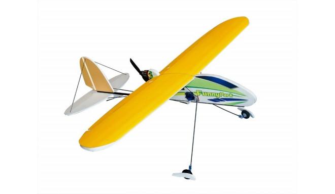Samolot Funny Park EPS KIT (wingspan 780mm) + Engine + ESC + 3x Servo