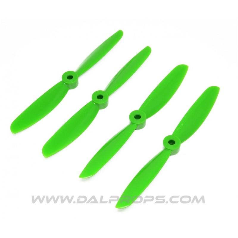 Dal Props 5x4.5 zielony (2CW+2CCW)