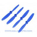 Dal Props 5x4.5 niebieski (2xCW+2CCW)