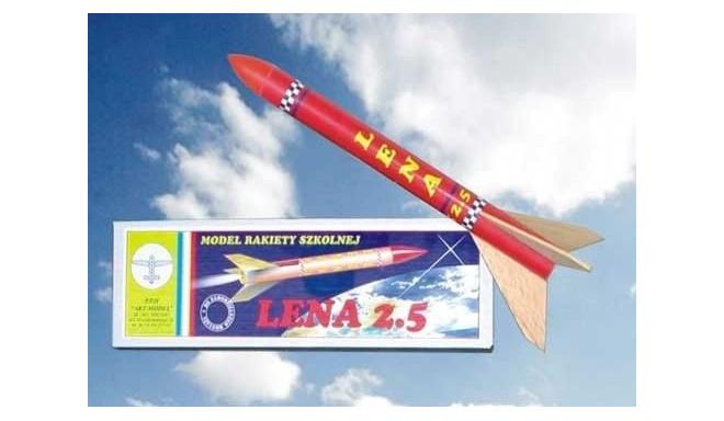 Lena rocket model 2.5