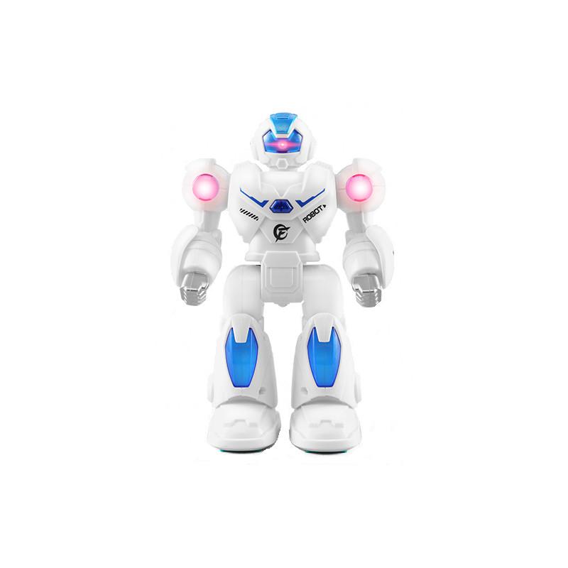 Mini Robot Myth Armor (światła i dźwięki, chodzi) - Niebieski