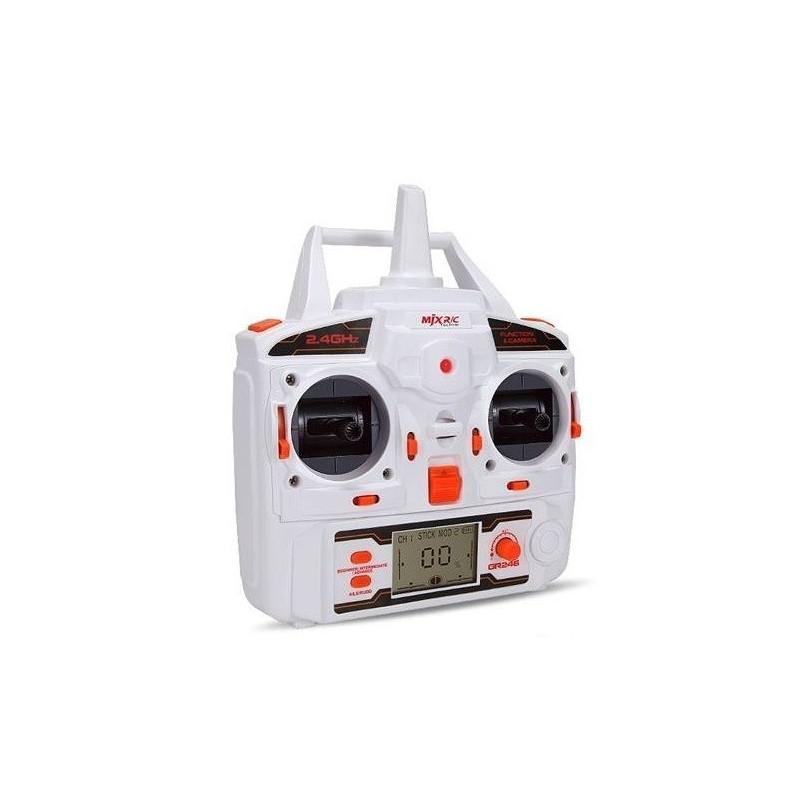 MJX X300A RTF (FPV camera, 2.4GHz, 4CH, gyroscope) - Silver