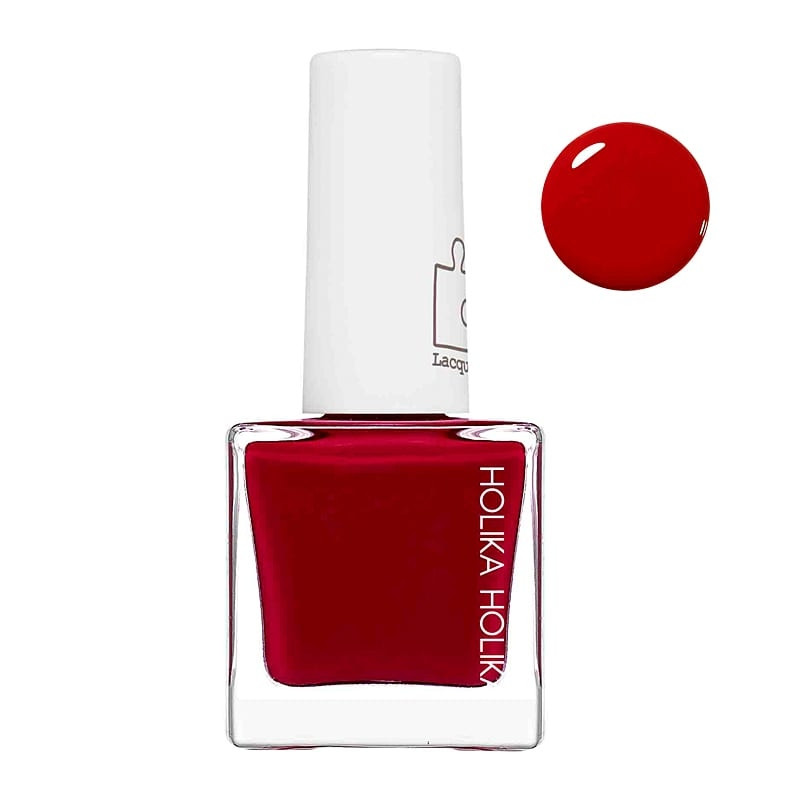 Holika Holika Küünelakk Piece Matching Nails Lacquer RD02 Red Lipstick