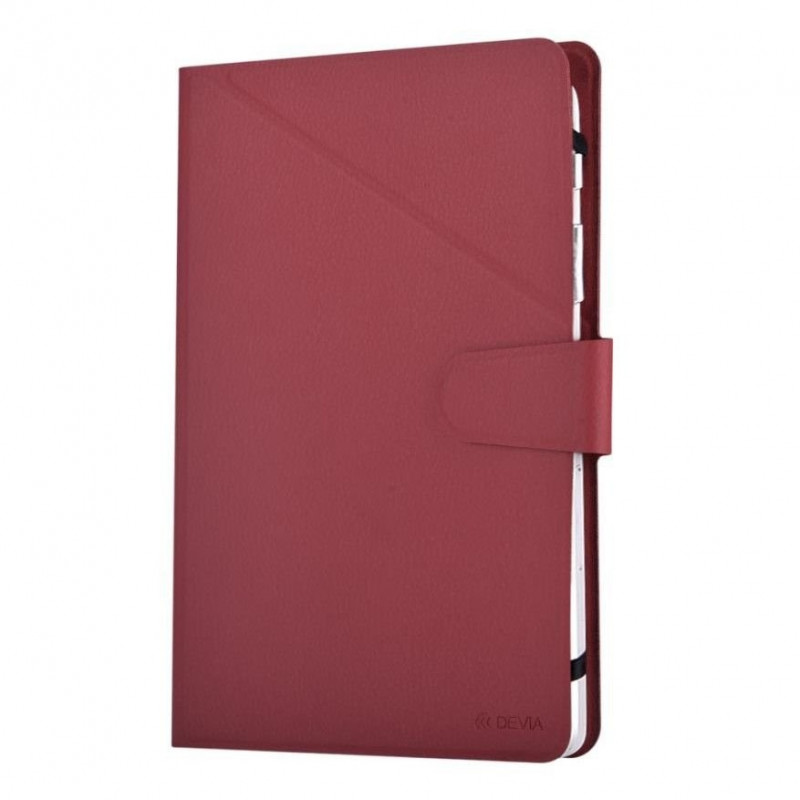 "Devia case Flexy Universal 10"", red"