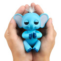 FINGERLINGS electronic toy baby elephant Gray, 3596
