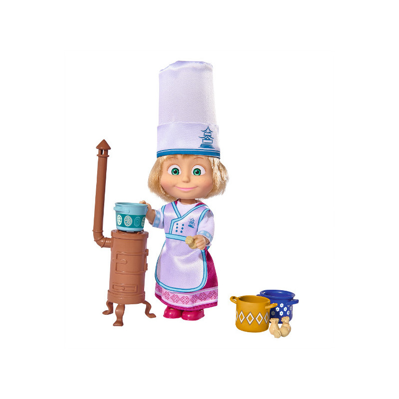 907a185c734 SIMBA MASHA AND THE BEAR cooking fun, 109301987 - Dolls - Photopoint