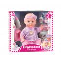 BAMBOLINA doll (30cm) 8in1, 1404