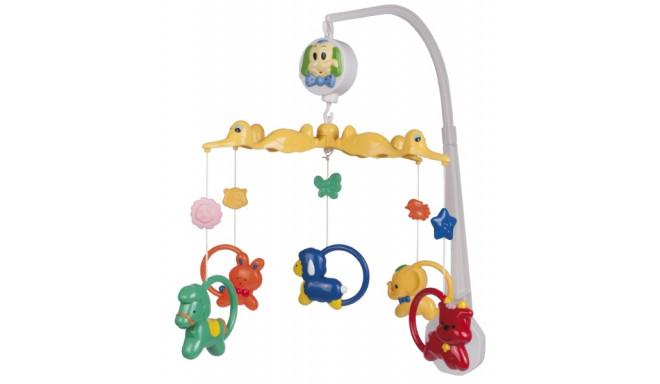 """CANPOL BABIES 2/966 Mängiv karussell """"Loomad"""""""