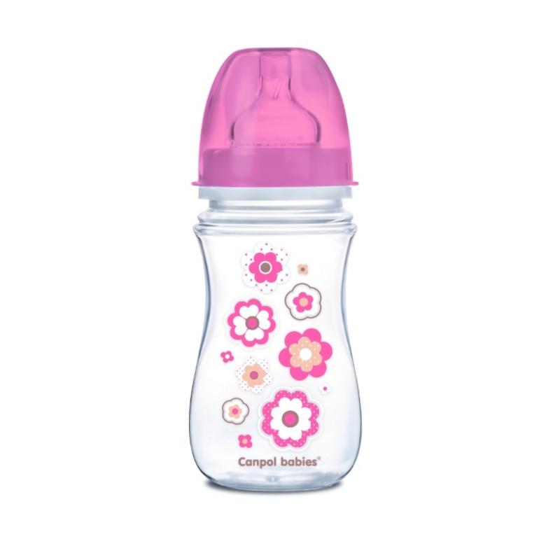 CANPOL BABIES lutipudel Easy Start Newborn Anti-colic 240ml 35/217_pin