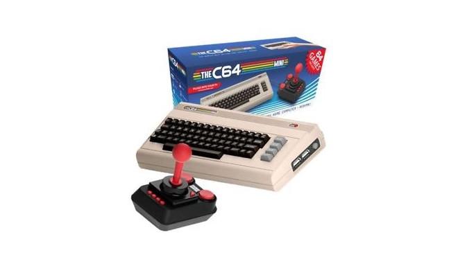 Commadore64 mängukonsool The C64 Mini