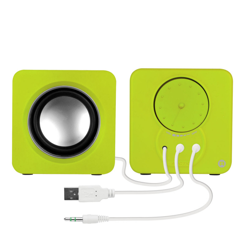 Arctic S111 lime (SPASO-SP001LM-GBA01)