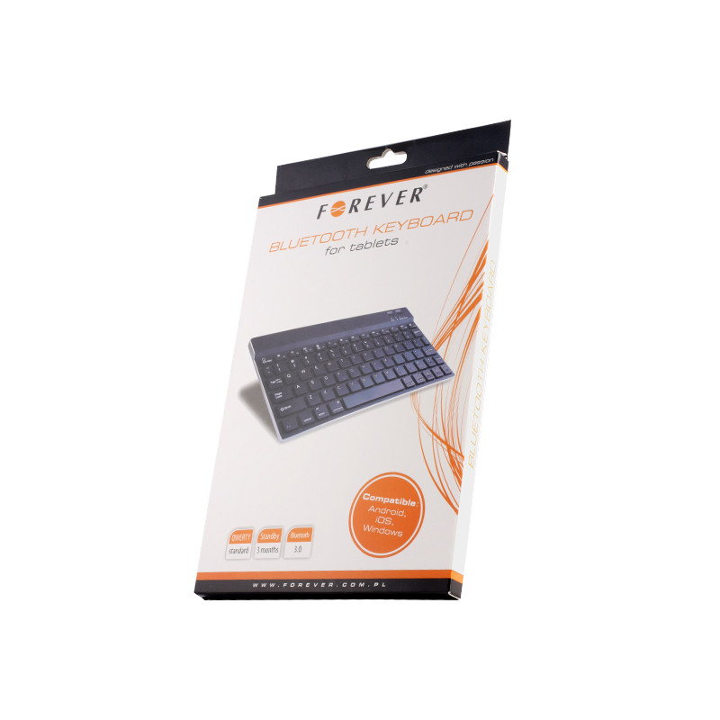 Forever Bluetooth keyboard for tablet Android/iOS/Windows