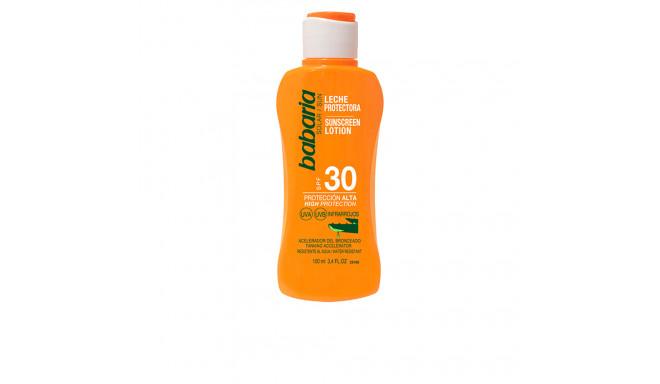 Babaria SOLAR ALOE VERA leche solar SPF30 100 ml