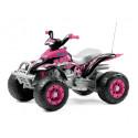 Peg-Perego elektriline ATV T-Rex Princess