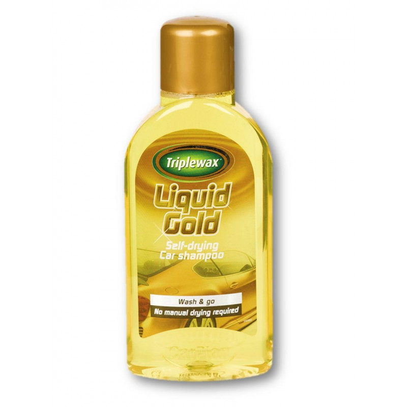 Liquid Gold isekuivav šampoon 500ml