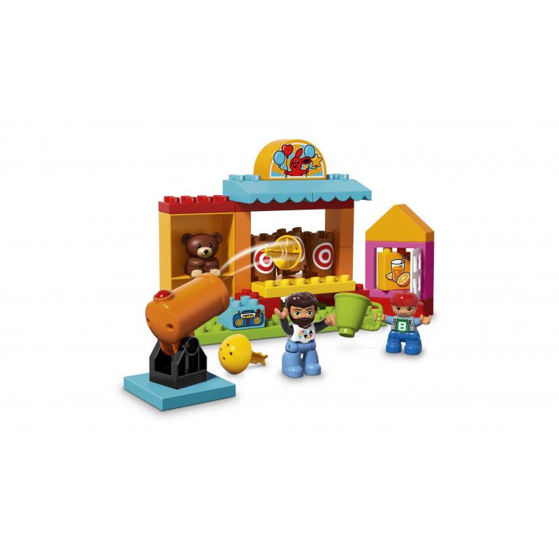 LEGO DUPLO mänguklotsid Lasketiir