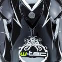 Laste krossi kiiver V310 W-Tec